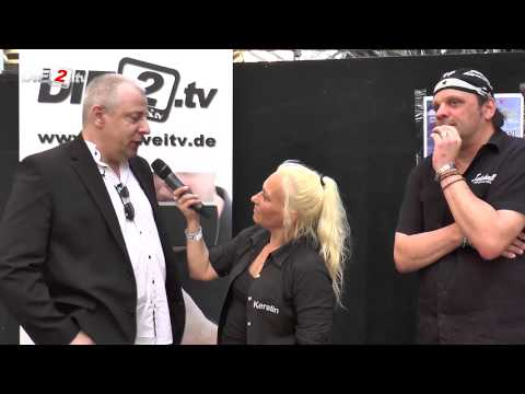 "Interview mit ""RAIN"" in Mülheim-Ruhr"