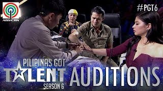 Video Pilipinas Got Talent 2018 Auditions: Jiwan Kim - Magic Trick MP3, 3GP, MP4, WEBM, AVI, FLV Juli 2018