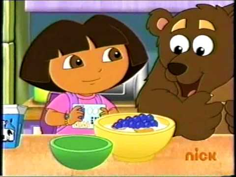 My Debut on Dora The Explorer