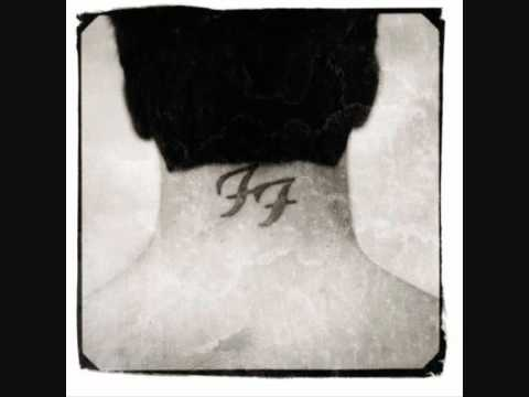 Foo Fighters - Live-In Skin