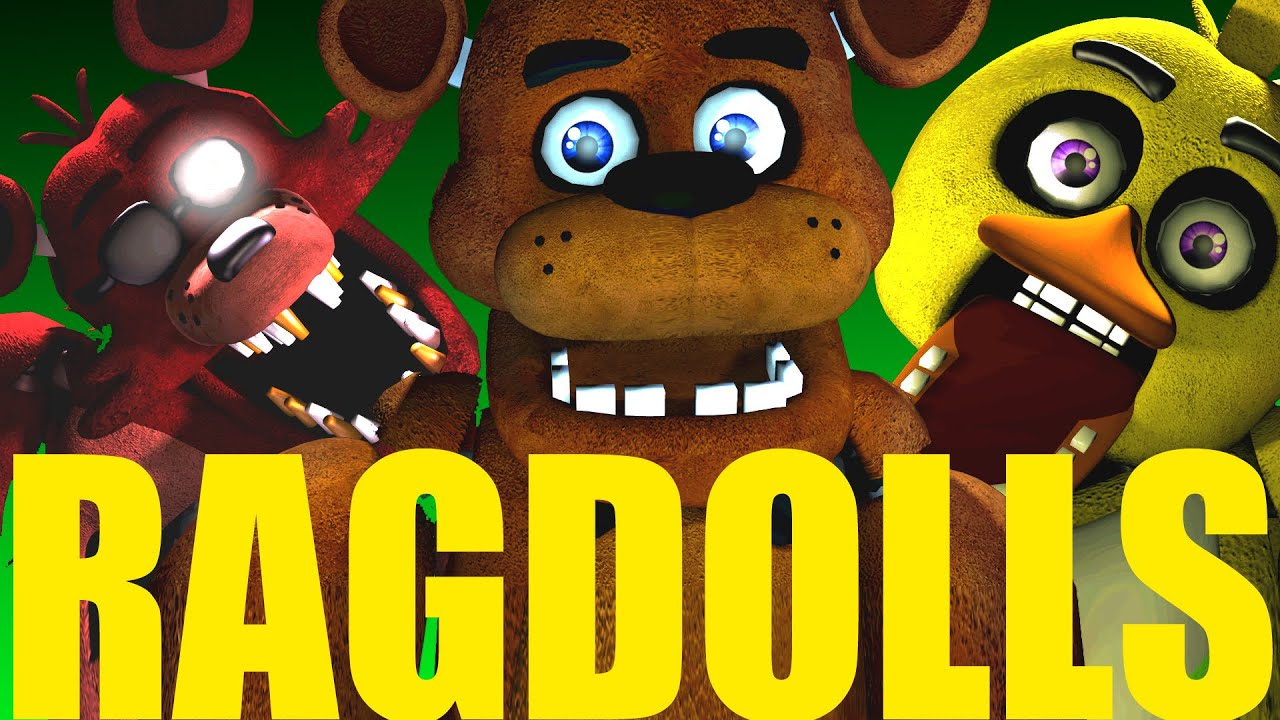 Songs in five nights at freddys ragdolls gmod funny fnaf mod hd wallpaper of this video ccuart Image collections