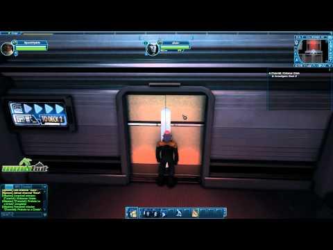 Star Trek Online Gameplay – First Look HD