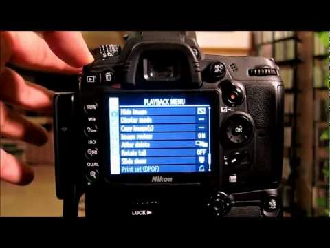 D7000 - This is a step by step tutorial on on the Nikon D7000 Settings. I have had the Nikon the D7000 since it was first introduced. In this video, I discuss in det...