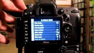 This is a step by step tutorial on on the Nikon D7000 Settings. I have had the Nikon the D7000 since it was first introduced. In this video, I discuss in detail and explain every setting, function, and menu for the Nikon D7000.