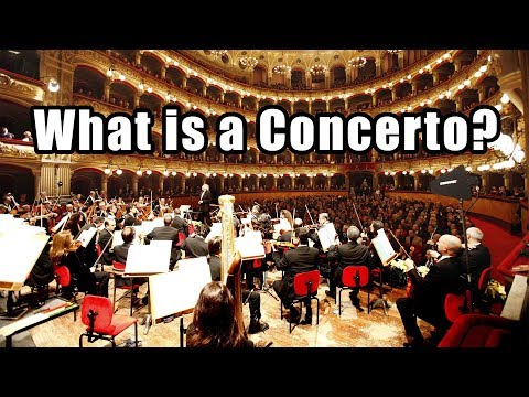 What is a Concerto?