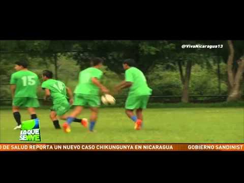 Selección de Nicaragua se enfrentará con Costa Rica
