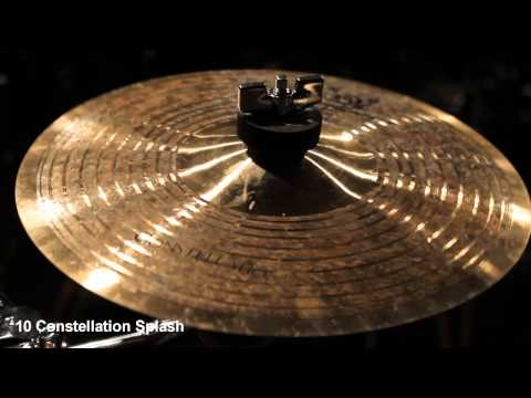 Supernatural Cymbals 10 Constellation Splash