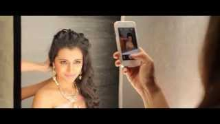 Making of NAC Jewellers Muhurtham Ad Video with Trisha.