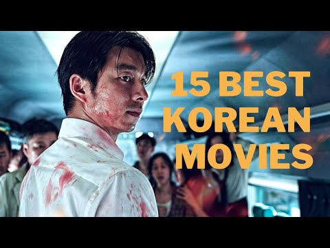 Top 15 Best Korean Movies Of All Time
