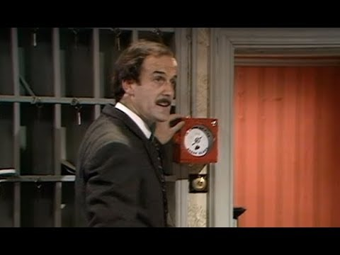Fawlty Towers' Fire Drill scene is one of the most perfectly written scenes I've ever watched on TV.