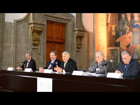 Diálogo y sin obstáculos para arreglar el IPN, Emilio Chuayffet