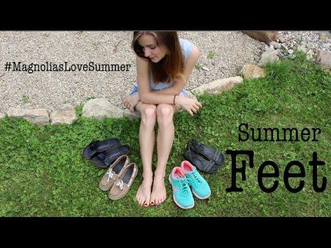 Summer Feet - Lieblingsschuhe & Tipps | #Magnoliaslovesummer