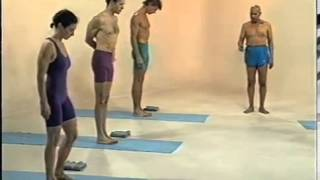 Primary Series Ashtanga with Sri K Pattabhi Jois