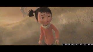Cindy Yu Dubbing in Little Door Gods