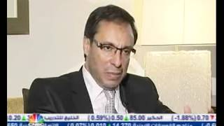 حوار مع عبد القادر عمارة على cnbc ج1