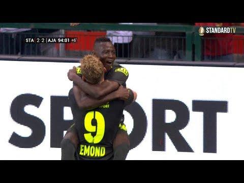 ? Standard - Ajax : 2-2
