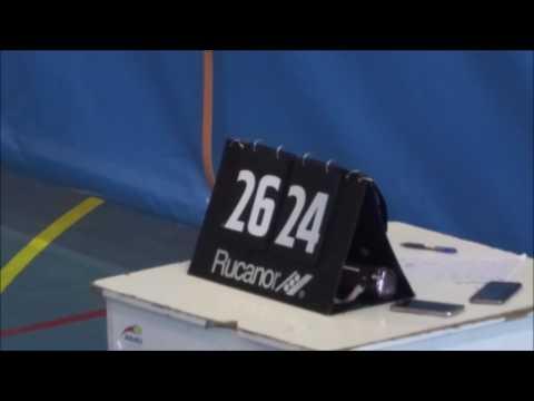 Voleibol Isla Cristina cadete (vs) Almonte