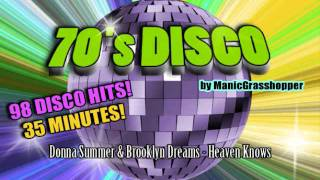 70's Disco Compilation • 98 Disco Hits!! full download video download mp3 download music download
