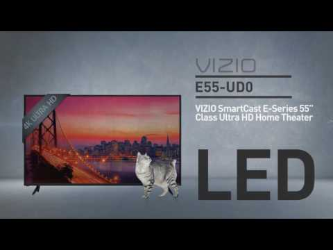 "All-New 2016 VIZIO E55u-D0 SmartCast™  E-Series 55"" Class Ultra HD  // Specs Review  #VIZIO"