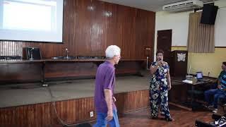 Apresentação da Chapa - eleições 2018