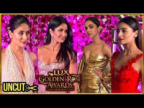 Lux Golden Rose Awards 2017 FULL EVENT | Kareena K