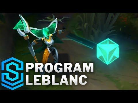 LeBlanc Siêu Máy Tính - Program LeBlanc