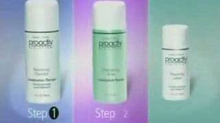 The Lindsay Lohan's commercial for Proactiv anti-acne.