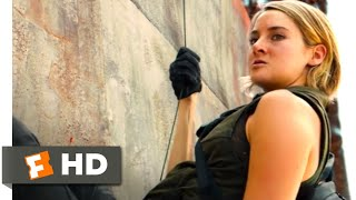 Nonton The Divergent Series  Allegiant  2016    Over The Wall Scene  1 10    Movieclips Film Subtitle Indonesia Streaming Movie Download