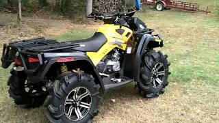 4. 2011 CAN-AM 800R XMR