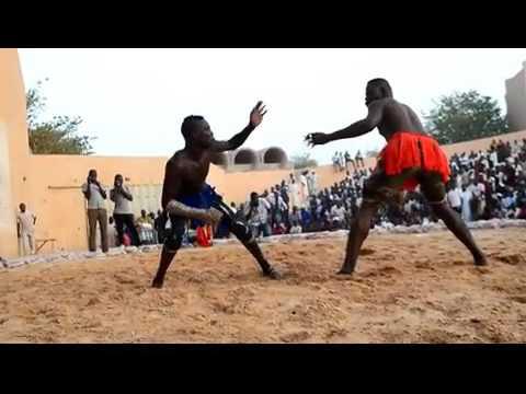 Traditional Nigerian 'Dambe' Boxing 2017