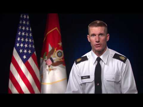 Sgt. Maj. Of the Army Dailey Not In My Squad (NIMS) Workshop Introduction Screenshot