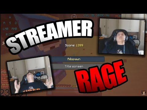 KILLING AND TROLLING A STREAMER + MAKING HIM RAGE (RAIDABLE) - VeltPvP