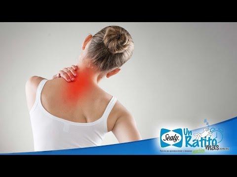 Dolores de espalda y cuello