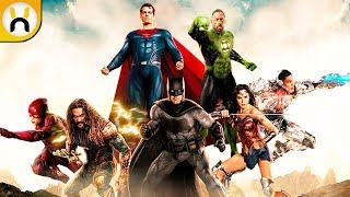 Video New Justice League Promo Art Spoils Green Lantern MP3, 3GP, MP4, WEBM, AVI, FLV Februari 2018