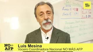 Luis Mesina: Los resultados reales del Fondo E
