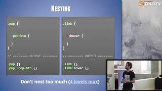 CSS Preprocessors With Jonathan Verrecchia