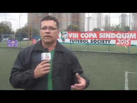 ABERTURA DA VIII Copa Sindquim 2015