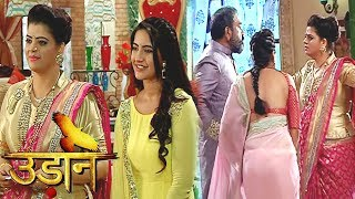 In Colors serial Udaan, Chakor gives strength to Tejaswini by giving her bindi.. Also she is excited for the new serial Mahakali.. Tejaswini stops Kamal Narayan from throwing Ranjana out.. Interview of Meera Desothale & Prachee Pathak.. ➤Subscribe Telly Reporter @ http://bit.do/TellyReporter➤SOCIAL MEDIA Links: ➤https://www.facebook.com/TellyReporter➤https://twitter.com/TellyReporter➤https://www.instagram.com/TellyReporter➤G+ @ https://plus.google.com/u/1/+TellyReporter