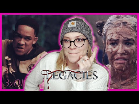 "Legacies Season 3 Episode 1 ""We're Not Worthy"" REACTION! (Season Premiere)"