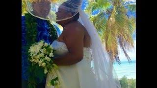 Aitutaki Cook Islands  City pictures : Aitutaki Cook Islands traditional wedding ceremony