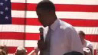 President Obama at JTCC 2008