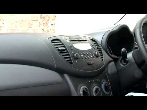 Fifth Gear Web TV — Hyundai i10 Blue Review