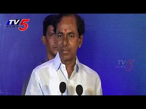 Hyderabad will  Turn to digital city Says CM KCR : TV5 News