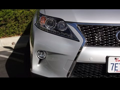 Lexus rx а sport 2015 снимок