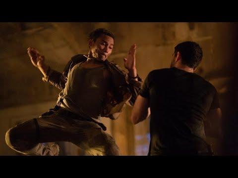 Tony Jaa Vs Scott Adkins - Triple Threat Final Fighting Scene