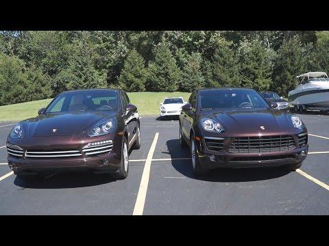 Porsche 2014 технические характеристики фотография