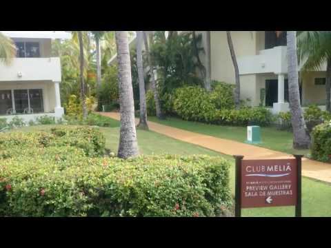 Punta Cana hotel melia