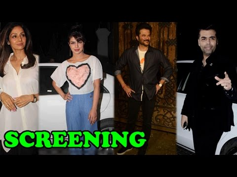 Anil Kapoor Hosts Special Screening For Zoya Akhtar's 'Dil Dhadakne Do...