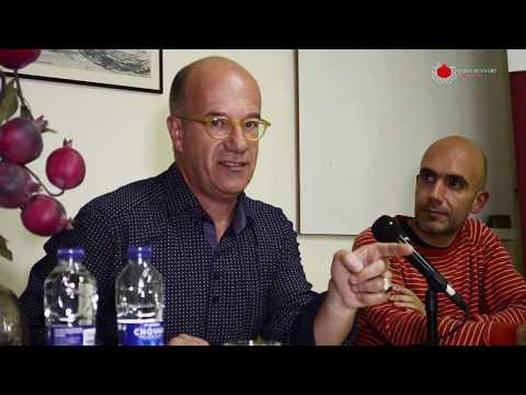 Halil Bárcena va parlar de '¿Què és el sufisme?' a Olot