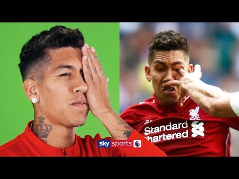 EXCLUSIVE: Roberto Firmino On Improving At Liverpool And Fearing Going Blind After Eye Injury!